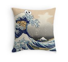 Sea is for Cookie.  Throw Pillow