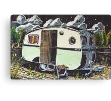 The Long weekend Canvas Print