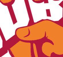 Cubs Fitness Sticker