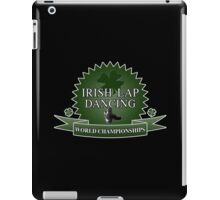 Irish Lap Dancing  iPad Case/Skin