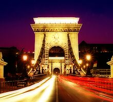 Budapest by George Kypreos