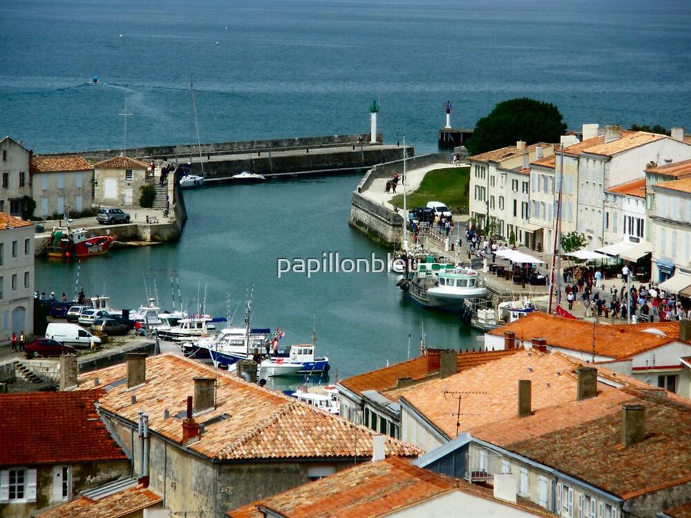 Le Port St.Martin - Ile de Ré by Pamela Jayne Smith