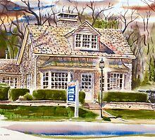 Greystone Inn, Ironton, Missouri  by KipDeVore