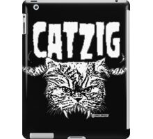 catzig iPad Case/Skin