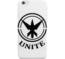 Unite! iPhone Case/Skin