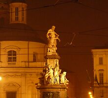Piazza Carlina, Turin, Italy by presbi
