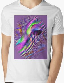 Complexity-Available As Art Prints-Mugs,Cases,Duvets,T Shirts,Stickers,etc Mens V-Neck T-Shirt