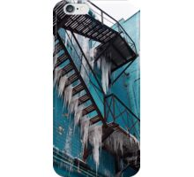 Frozen Waterfalls iPhone Case/Skin