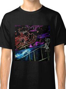 sailor moon princess mars & jedite Classic T-Shirt