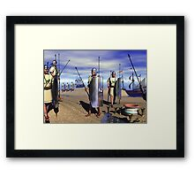 """The Old World Order, Same As The NWO...  GONE!"" Framed Print"