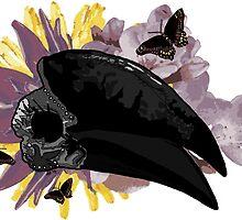 Toucan Skull by PrettyMorbid