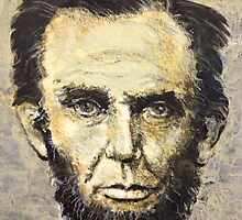 Lincoln by paintingeezer