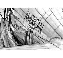 American Airlines Photographic Print