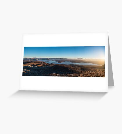 Lake Powell - Grand Staircase-Escalante National Monument, Arizona Greeting Card