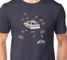 Space Station Wagon Unisex T-Shirt