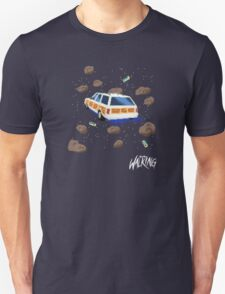 Space Station Wagon T-Shirt