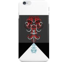 Psychedelic Alice 4 iPhone Case/Skin
