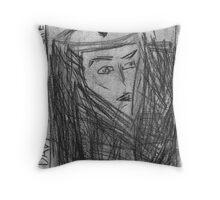 In Davy Jones' Locker Throw Pillow