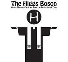 Higgs Boson Preacher Photographic Print