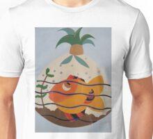 Big Tropical Fishy Unisex T-Shirt