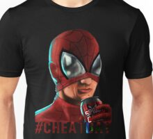 Spiderman - No background colour Unisex T-Shirt