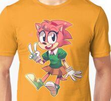 Amy Rose Unisex T-Shirt