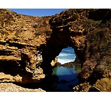 On the Great Ocean Road Photographic Print