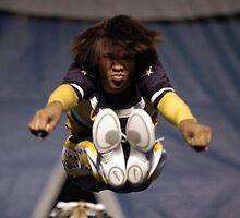 Jump in cheerleading by icesrun