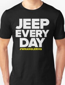 Jeep Every Day T-Shirt