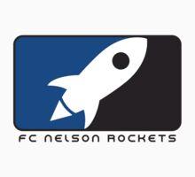 FC Nelson Rockets - White FC by MurmanThurman