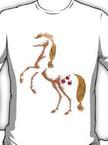 MLP Applejack Minimal Abstract Drawing T-Shirt