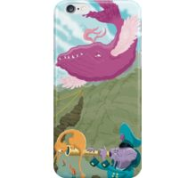 Spot all Five Flappadons iPhone Case/Skin