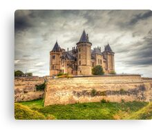 Haunted Castle Metal Print
