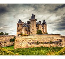 Haunted Castle Photographic Print