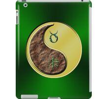 Taurus & Goat Yin Metal iPad Case/Skin