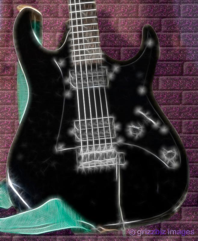 Electric Guitar by thegrizz15