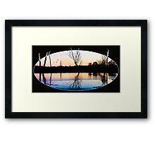 Arcadia Valley Framed Print