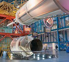 The Apollo-Saturn Center by David Lamb