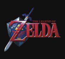 legend of zelda by Argift