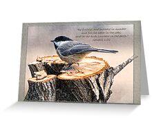 Genesis 1:22 Greeting Card