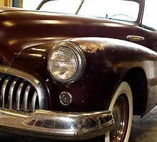 1948 Buick Super Convertible by GesturesPhoto