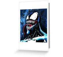 Venom! Greeting Card