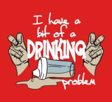 DRINKING PROBLEM One Piece - Long Sleeve