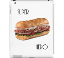 Super Hero iPad Case/Skin