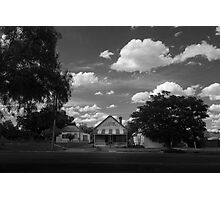 G. Byrne, Saddlers Photographic Print