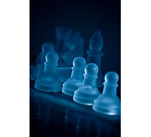 Pawns to Indifference Photographic Print