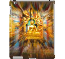 Golden Budda iPad Case/Skin