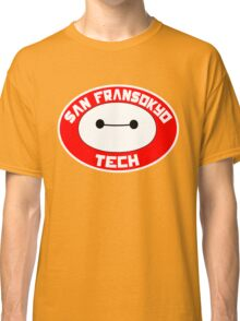 San Fransokyo Institute of Tech Classic T-Shirt