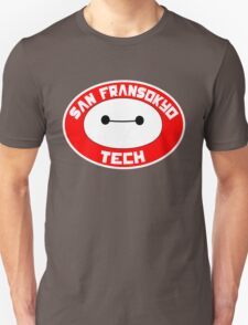 San Fransokyo Institute of Tech Unisex T-Shirt