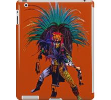 The Mayan Warrior Prince #2 iPad Case/Skin